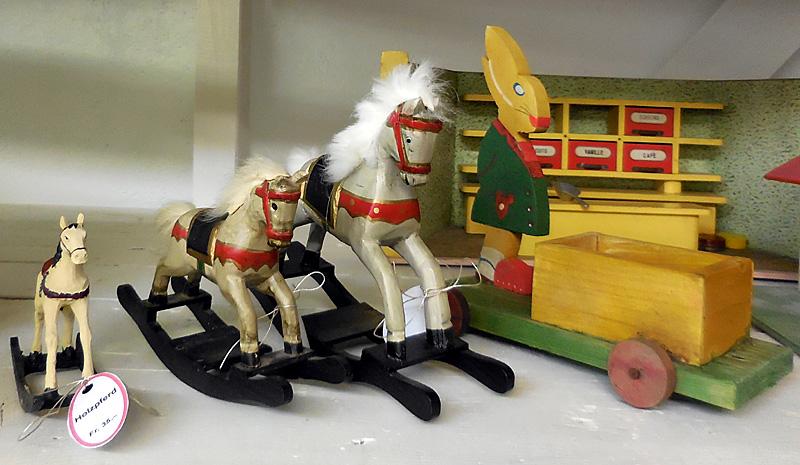 Pferde Hase