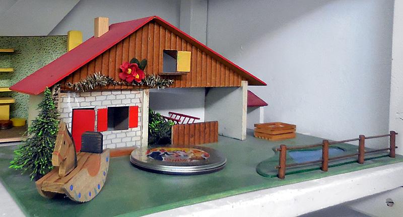 Stall Bauernhof Haus